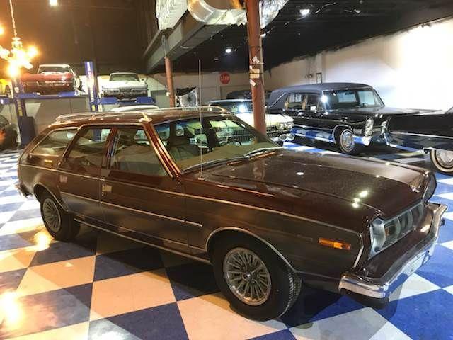 1976 AMC Hornet Woody