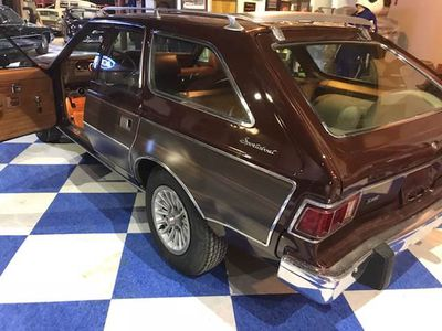 1976 AMC Hornet Woody - Click to see full-size photo viewer