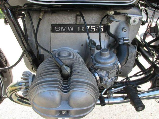 1976 BMW R 75