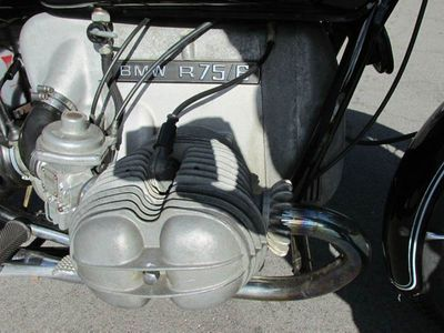 1976 BMW R 75  - Click to see full-size photo viewer