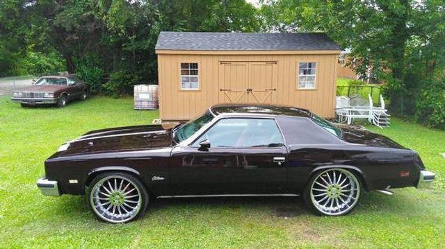 1976 Buick Cutlass