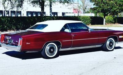 1976 Cadillac Eldorado  - Click to see full-size photo viewer