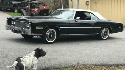 1976 Cadillac Eldorado Convertible - Click to see full-size photo viewer