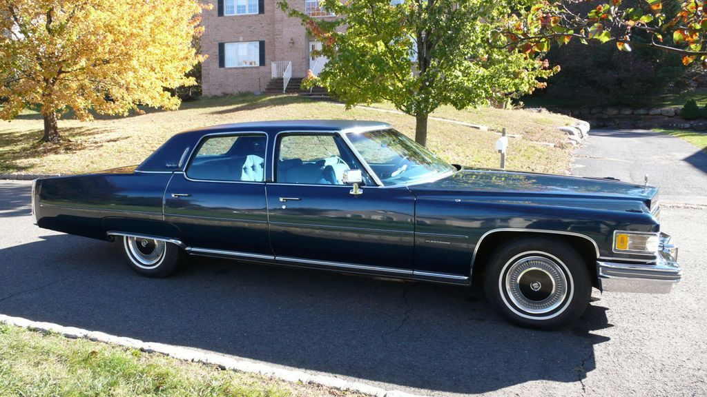 1976 Used Cadillac Fleetwood Brougham D Elegance At Find