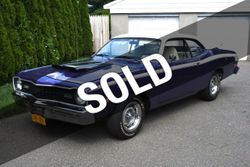 1976 Dodge Dart - 1976DUSTER360