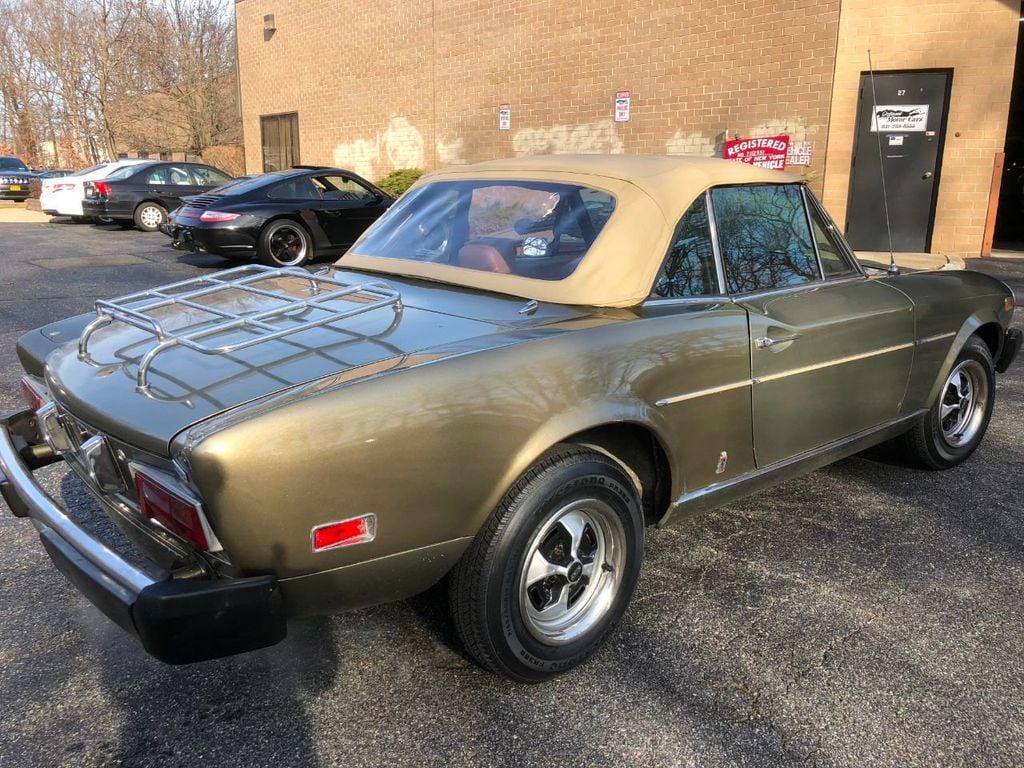 1976 FIAT 124 Spider - 17417761 - 16
