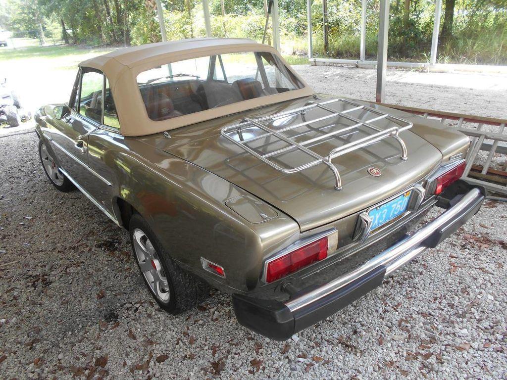 1976 FIAT 124 Spider - 17417761 - 7