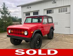 1976 Ford Bronco - U15GLA77796