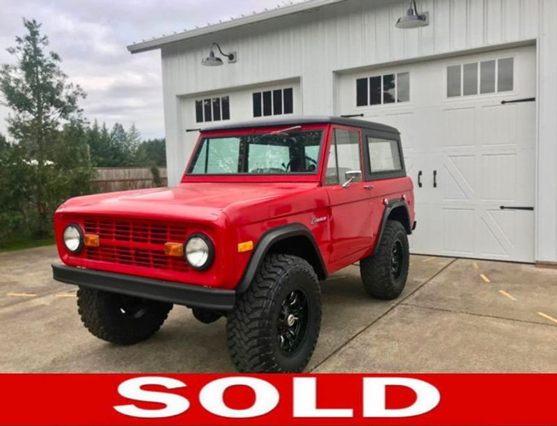 1976 Ford Bronco  - 17420749 - 0