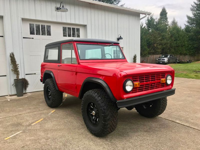 1976 Ford Bronco  - 17420749 - 2