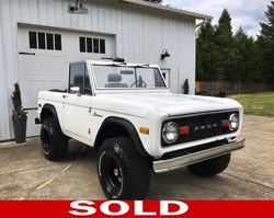 1976 Ford Bronco - U15GLB00106