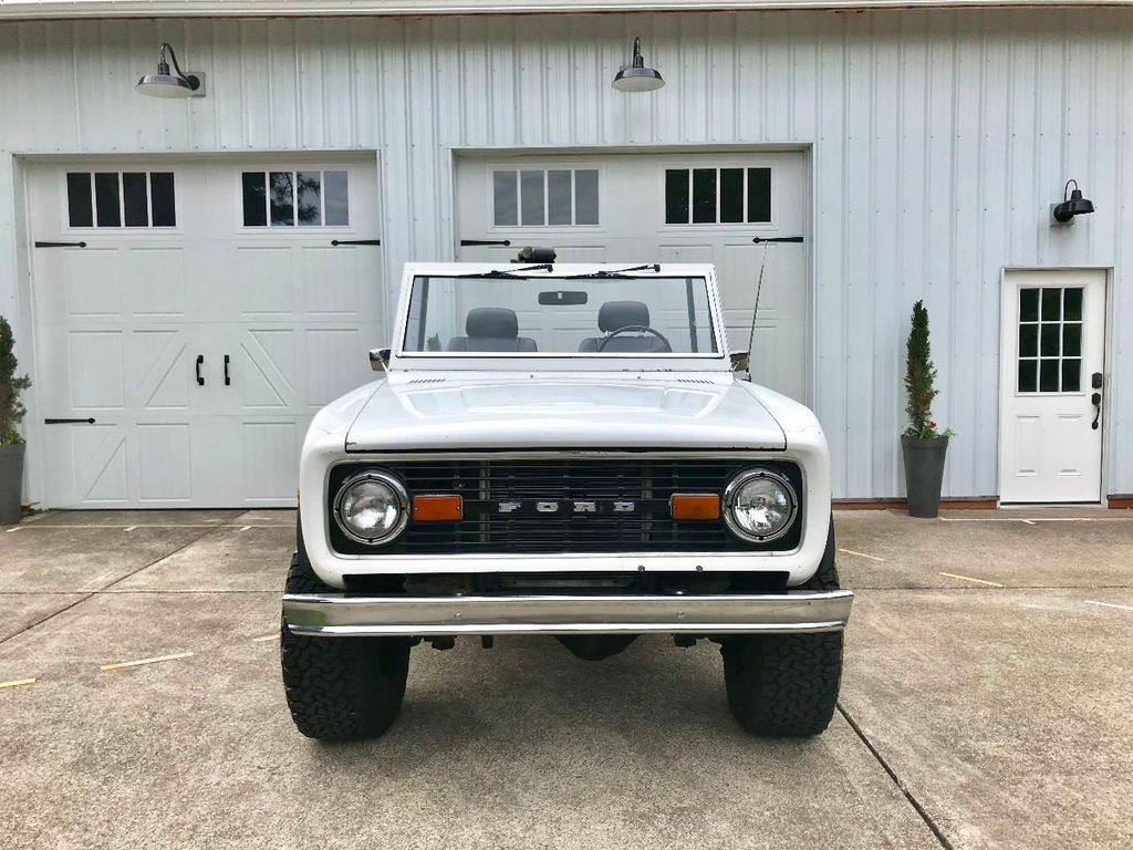 1976 Ford Bronco 5 Speed Overdrive Trans, with a 351W!  - 17749479 - 7