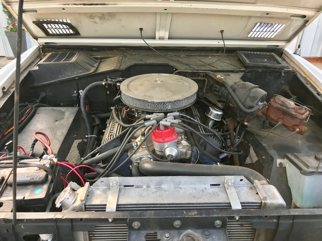 1976 Ford Bronco 5 Speed Overdrive Trans, with a 351W!  - 17749479 - 8