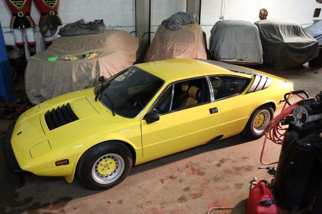 1976 Lamborghini Urraco P300 Coupe For Sale Riverhead Ny