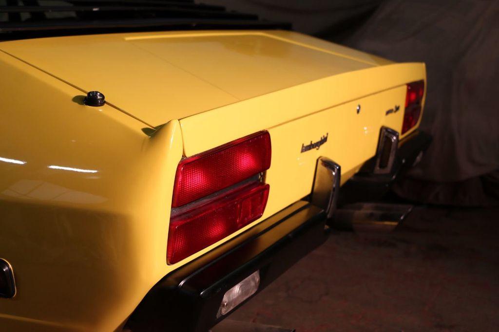 1976 Lamborghini Urraco P300 - 15534002 - 16