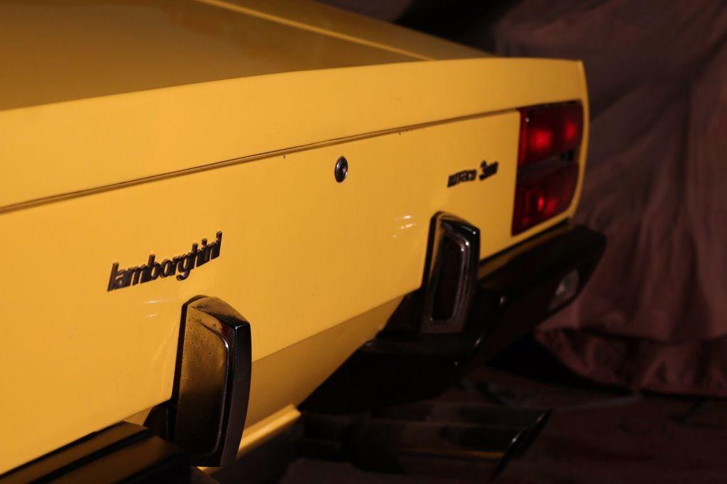 1976 Lamborghini Urraco P300 - 15534002 - 17