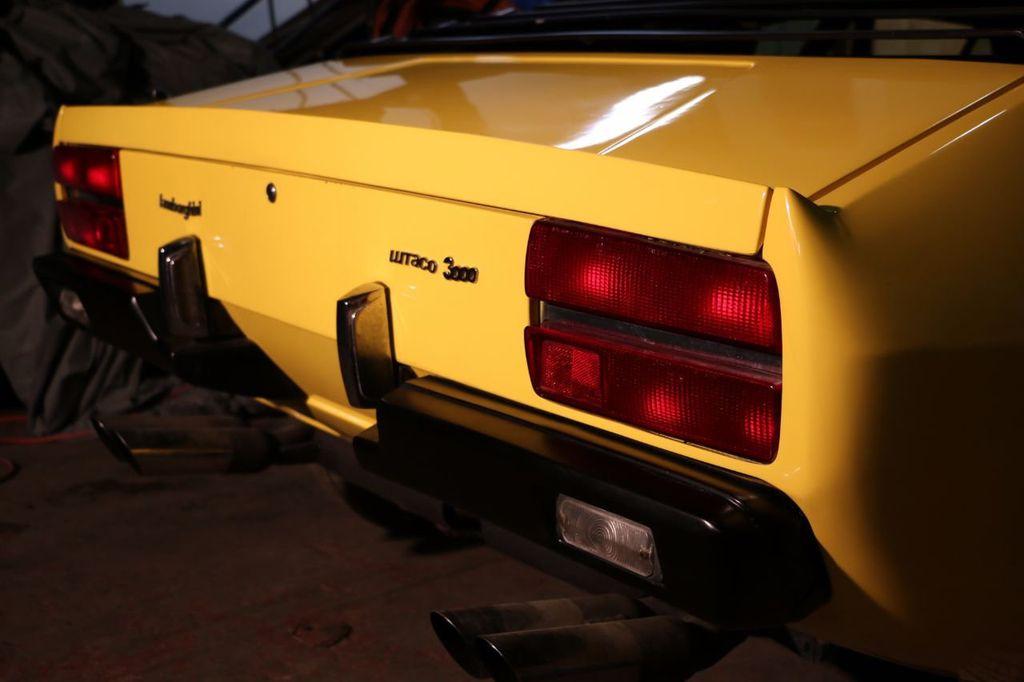 1976 Lamborghini Urraco P300 - 15534002 - 18