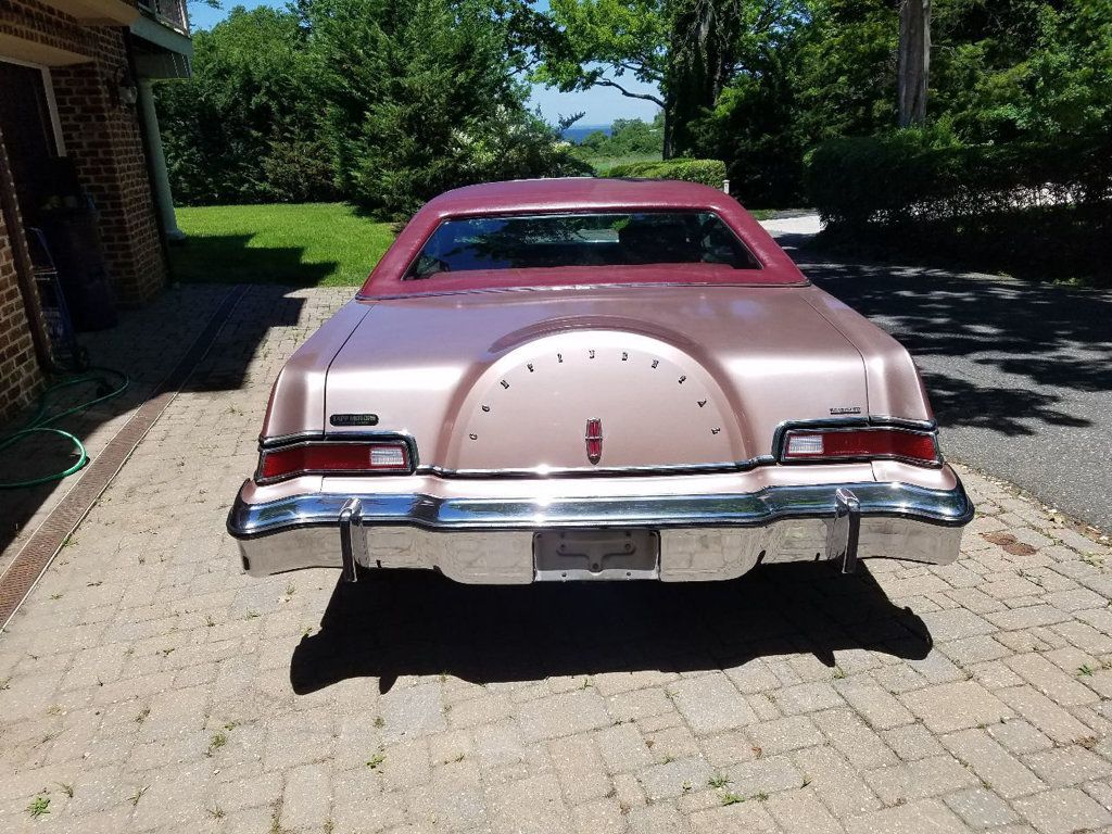 1976 Used Lincoln Continental Mark Iv At Webe Autos Serving Long