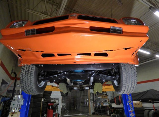 1976 Pontiac TRANS AM  - Click to see full-size photo viewer