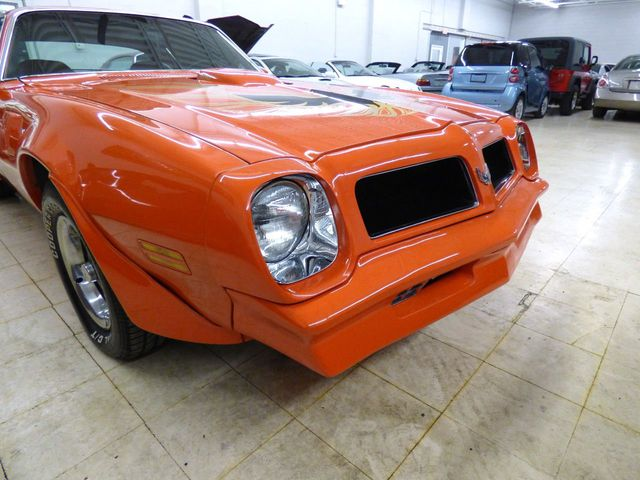1976 Pontiac TRANS AM 1976 Pontiac Trans Am 4 speed - Rare Carousel Red 400 CI four sp - Click to see full-size photo viewer