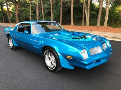 1976 Pontiac Trans Am TRANS AM 455 H.O. Coupe
