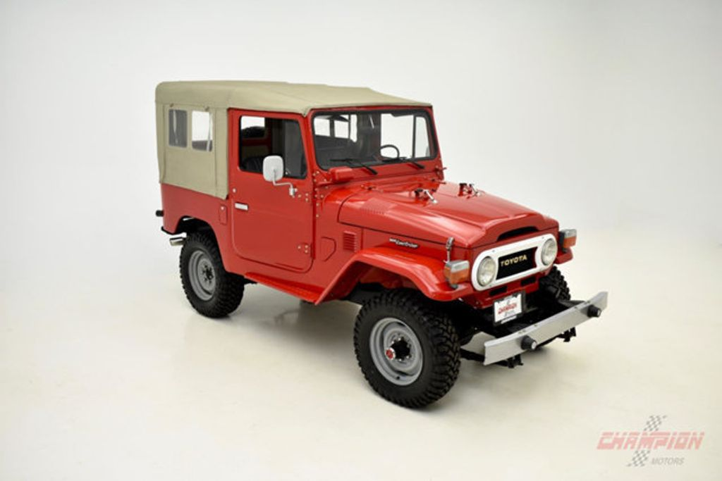 1976 Toyota Land Cruiser  - 17451852 - 0