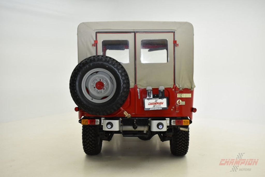 1976 Toyota Land Cruiser  - 17451852 - 12