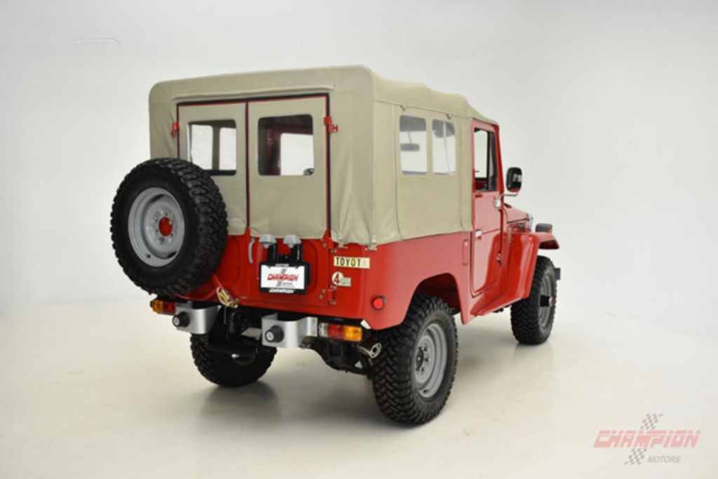 1976 Toyota Land Cruiser  - 17451852 - 13