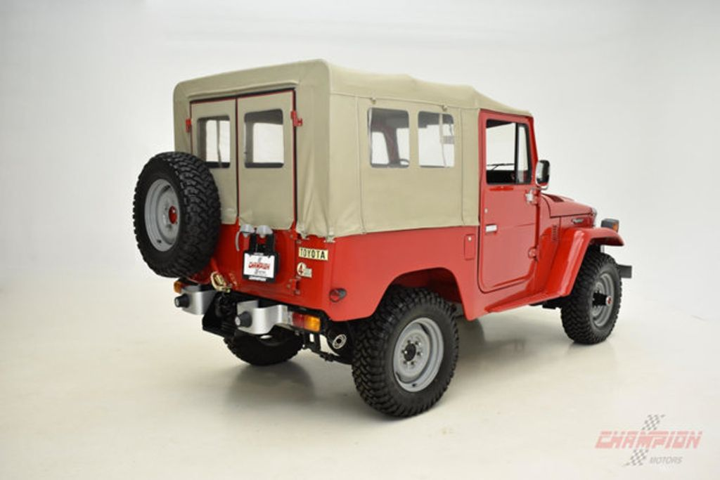 1976 Toyota Land Cruiser  - 17451852 - 14