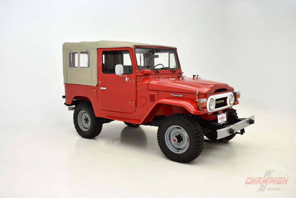 1976 Toyota Land Cruiser  - 17451852 - 1