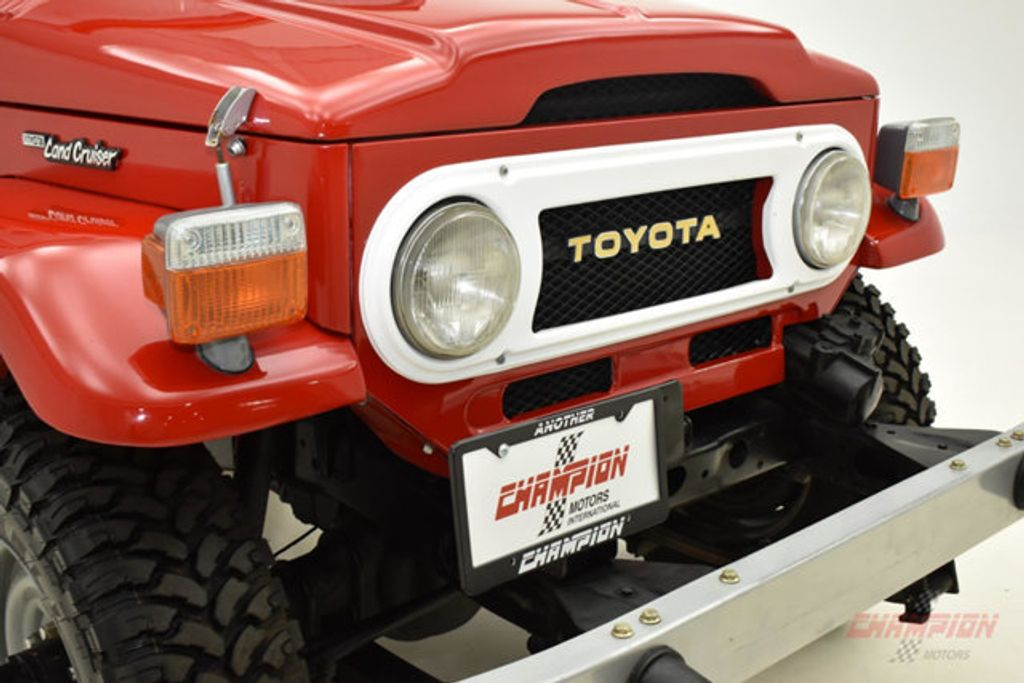 1976 Toyota Land Cruiser  - 17451852 - 28