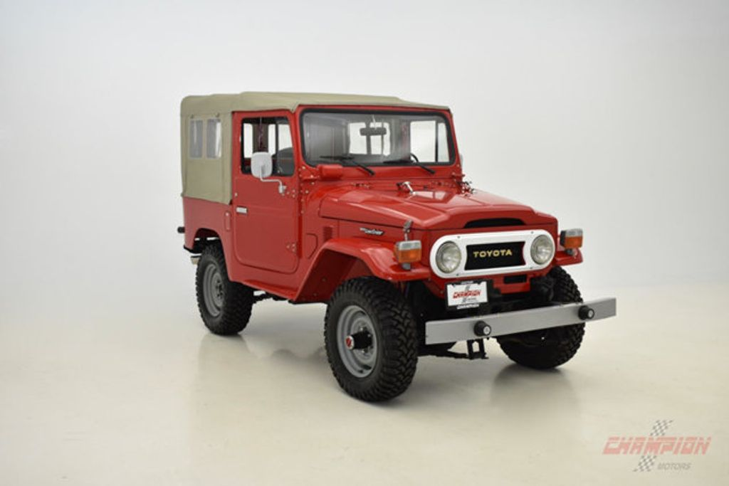 1976 Toyota Land Cruiser  - 17451852 - 2