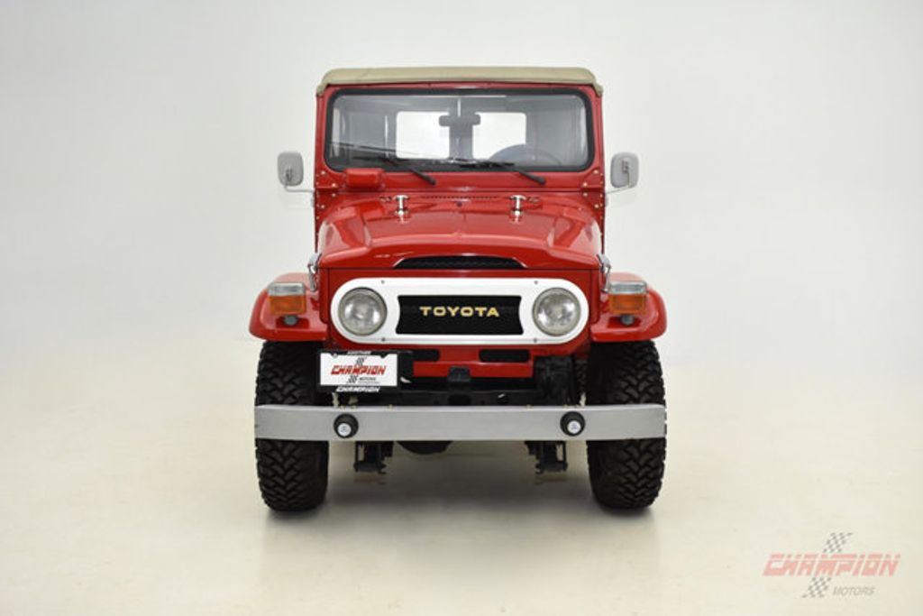 1976 Toyota Land Cruiser  - 17451852 - 4