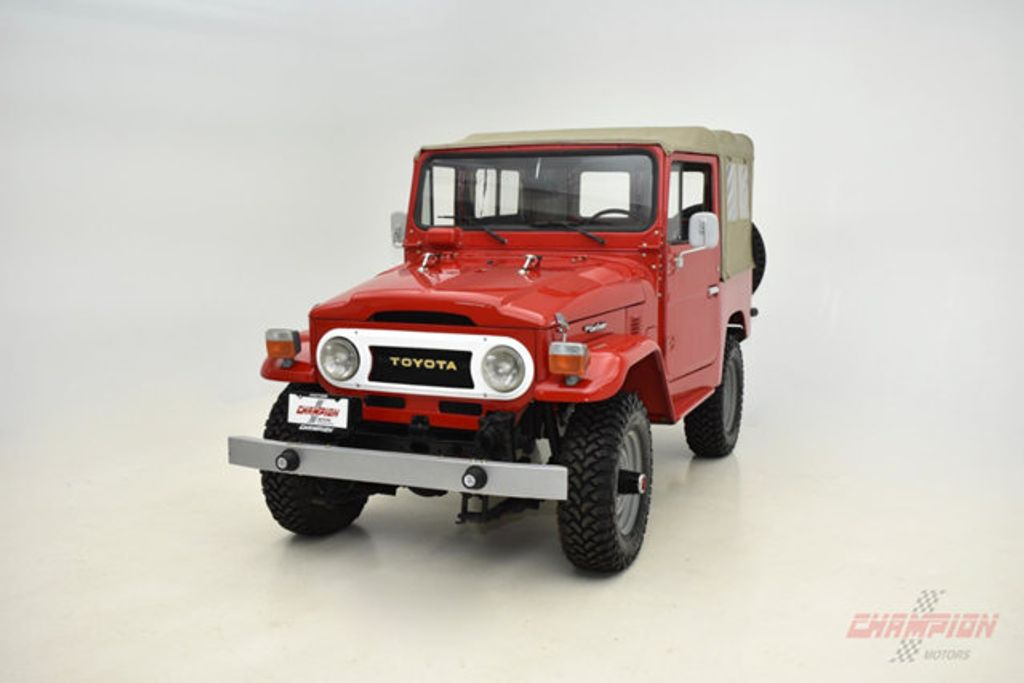 1976 Toyota Land Cruiser  - 17451852 - 5