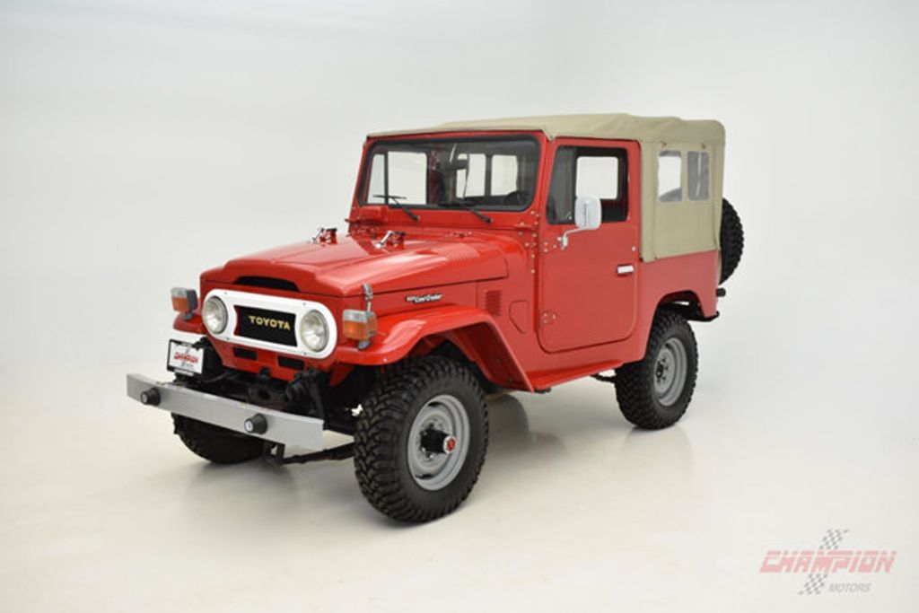 1976 Toyota Land Cruiser  - 17451852 - 6