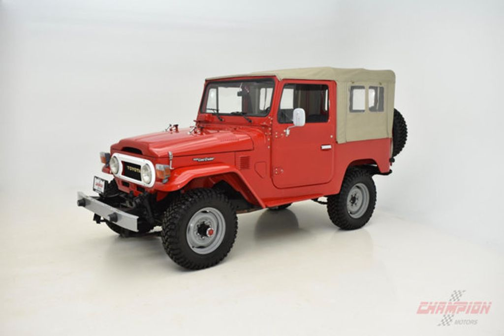 1976 Toyota Land Cruiser  - 17451852 - 7