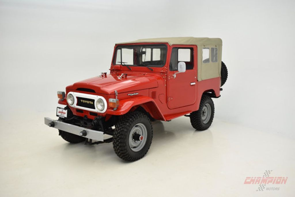 1976 Toyota Land Cruiser  - 17451852 - 8
