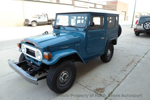 1976 Toyota Land Cruiser FJ 40 LANDCRUISER FJ40 - Click to see full-size photo viewer