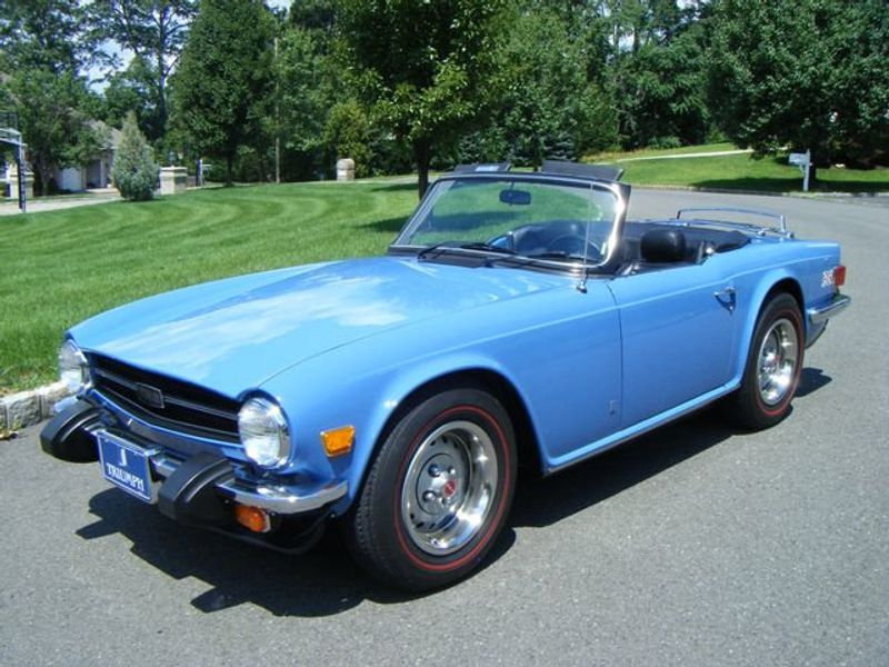 used 1976 triumph tr6 2dr 145 3262980 1 800 1976 used triumph tr6 2dr at find great cars serving ramsey, nj 1976 triumph tr6 wiring diagram at alyssarenee.co