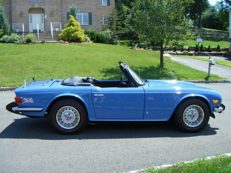 1976 Used Triumph TR6 2DR at Find Great Cars Serving RAMSEY NJ