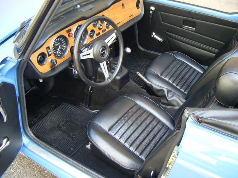 Atemberaubend 1976 Triumph Tr6 Auto Schaltplan Bilder - Elektrische ...