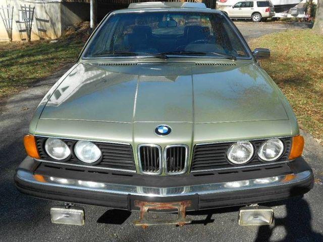 1977 BMW 6 Series