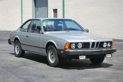 1977 BMW 6 Series 630 CSi Coupe