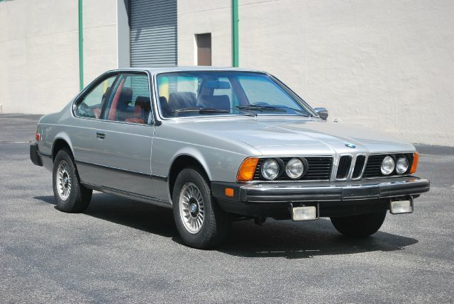 1977 BMW 6 Series 630 CSi