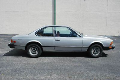 1977 BMW 6 Series 630 CSi - Click to see full-size photo viewer