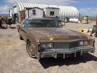 1977 Cadillac Eldorado  Coupe