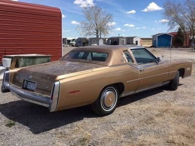 1977 Cadillac Eldorado  - Click to see full-size photo viewer