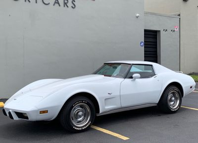 1977 Chevrolet Corvette  Convertible