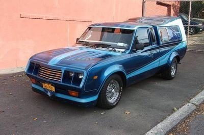 1977 Datsun Pickup  Coupe