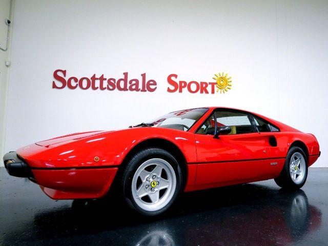 1977 Ferrari 308 GTB COUPE * ONLY 32K Miles...Concour Restoration